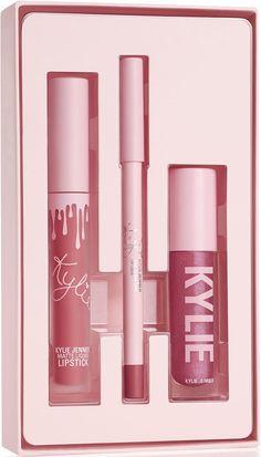 Kylie, Girls Lips, Liner, Liquid Lipstick, Glow, Beauty, Sparkle, Beauty Illustration