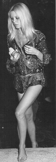 Brigitte Bardot Sparkles