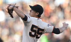 #Lincecum last night against the Padres... Still the strikeout king! #SFGiants #baseball
