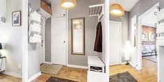 apartment design in swedish style