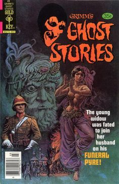 Grimm's Ghost Stories 49