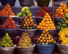 Fruit market in Bali :)
