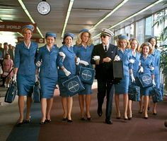 Catch Me If You Can    In addition to a number of other aliases, Leonardo DiCaprio's Frank Abagnale Jr. poses as a Pan Am pilot in order to scam the system and continuously rob corporate America blind.