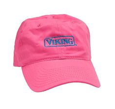 Hot #VikingPink Cap - Viking Range Corporation Cute! Pink is also my mom's favorite color.