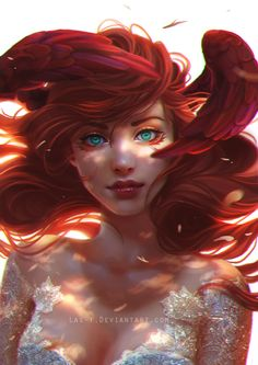 cyrail: Altaia Ryael by LAS-T Featured on Cyrail: Inspiring artworks that make your day better