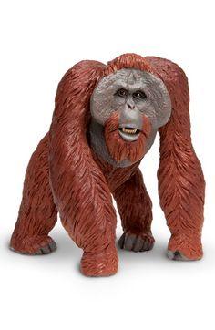 Toddler Boy's Safari Ltd. Bornean Orangutan Figurine