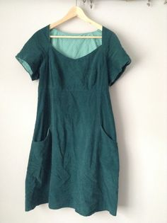 Simplicity amazing fit 1800. Teal needlecord.