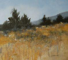 Ernie Verdine (watercolor painting)