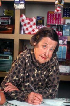 "Peg Phillips (Ruth-Anne Miller) in ""Northern Exposure"" (TV Series)"