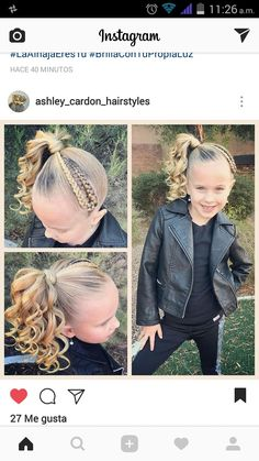braid hairstyles for prom Popular Haircuts Baby Girl Hairstyles, Braided Hairstyles, Cool Hairstyles, Braided Prom Hair, Short Hair Updo, Hair Origami, Little Girl Updo, Gymnastics Hair, Cool Haircuts