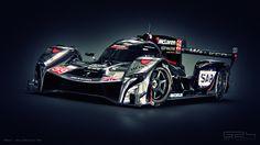 McLaren LMP1 2016