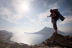 Mountaineering in Crete