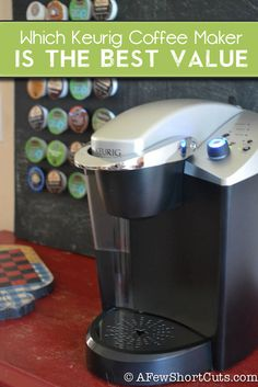 Which #Keurig #Coffee Maker is the Best Value