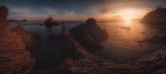 """Sunset at Cabo de Gata"". - Parque Natural de Cabo de Gata (Almería, Spain). You can visit my <a></a><a href=""https://www.facebook.com/Ignaman.Photography""> Facebook Photography Page</a> and leave your opinions."