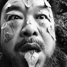 Have you ever looked at the Instagram account of Chinese dissident, artist, part-time hairdresser and selfie extraordinaire, Ai Weiwei?   My professor met this artist. He speaks out against Communism.