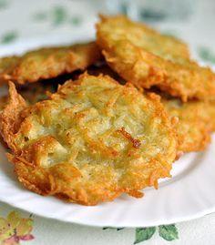 Húspótló fasírt főzelékek vagy saláta mellé.