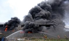 05/14/2015 - More bodies found in Philippines slipper factory fire - At least 72 dead after blaze on the outskirts of Manila, with reports saying workers were trapped after welding triggered explosion