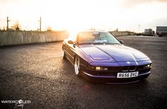 Bagged BMW E31 | Flickr - Photo Sharing!