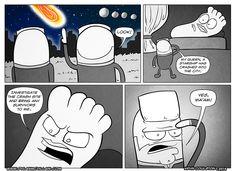 "Dylan McVillain #217 ""Crash of the Starship Pickle"""