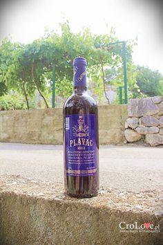Wino Plavac Mali || http://crolove.pl/winiarnia-matusko-w-potomje-na-polwyspie-peljesac/ || #wine #winery #matushko #croatia #chorwacja #kroatien #hrvatska