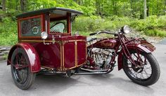 Indian Motorcycle with Sidecar | this fully restored 1929 indian motorcycle with sidecar on exhibit at ...