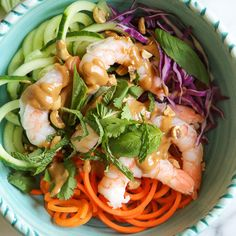 Forget Smoothie Bowls—Spring Roll Bowls Are The New Clean Food Obsession http://www.eatclean.com/recipes-how-to/spring-roll-bowl-recipes