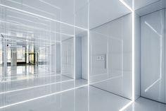 Glass office SOHO China, Shanghai / AIM Architecture