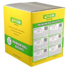 SUNSHINE MILLS 417212 Pet Life Large Biscuits for Dogs, 20-Pound * Details can be found by clicking on the image. (This is an affiliate link and I receive a commission for the sales)