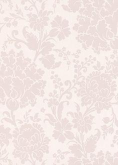 Pemberley Pink Wallpaper