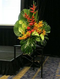 Event - Flowers for Stage