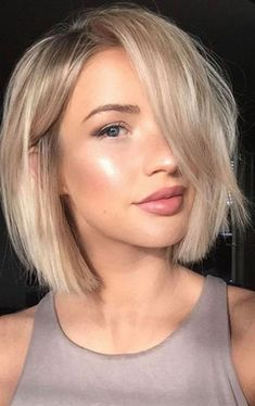 Short Hairstyles for Straight Fine Hair. Short Hairstyles For Straight Fine Hair. Short Hairstyles For Straight Fine Hair. Haircuts For Thin Fine Hair, Short Hairstyles For Women, Layered Haircuts, Thin Hair Short Haircuts, Bobs For Thin Hair, Pixie Haircuts, Celebrity Hairstyles, Trendy Hairstyles, Fine Hair Bobs