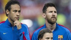 ISIS threaten Neymar and Lionel Messi in photoshopped execution