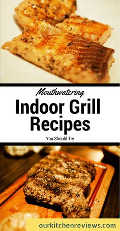 Indoor Grilling recipes Mouthwatering Indoor Grill Recipes You Should Try # Grilling Tips, Grilling Recipes, Cooking Recipes, Easy Recipes, Raclette Recipes, Panini Recipes, Dishes Recipes, Beef Recipes, Indoor Electric Grill