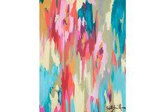 Powder room or kitchen art Kristy Gammill, Lovely Day on OneKingsLane.com