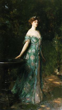 The+Duchess+of+Sutherland+by+John+Singer+Sargent