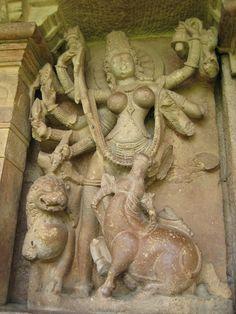https://flic.kr/p/39SYMy | Aihole, Durga temple complex