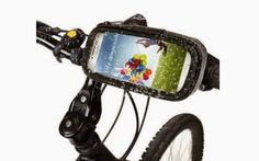 Trasformare lo smartphone Android in un computer per bicicletta #smartphone #android #bici