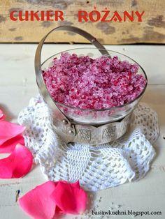 Basia w kuchni: Cukier różany Raspberry, Maj, Fruit, Food, Essen, Meals, Raspberries, Yemek, Eten