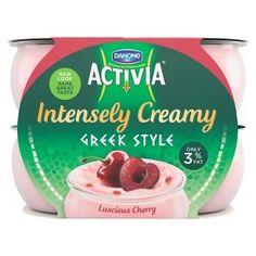 Yogurt || Intensely Creamy Greek Style- Luscious Cherry