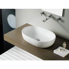 Bathco Spain Toulouse umywalka nablatowa 59x41,5 cm 4037