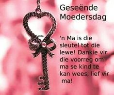 Spesiaal v mamma Afrikaanse Quotes, My Images, Qoutes, Gold Rings, Symbols, Letters, Day, Father, Nice