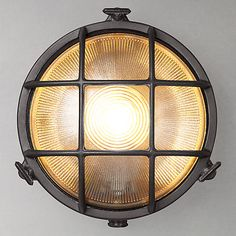 Old school electric oval bulkhead light small solid brass oval buy nordlux bulkhead round outdoor light online at johnlewis aloadofball Choice Image