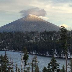 Black Butte and Suttle Lake