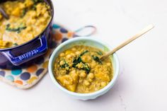 Lentil Curry Stew | Oldways