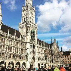 Sonnige Grüße aus München! #mytestteamontheroad #aufdersuchenachtestprodukten #jetzterstmalkaffee