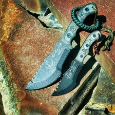 Tom Brown Tracker - TOPS Knives Tactical