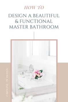 Creating a masterbath oasis? Here are 9 tips that will give you several ideas of what to consider before you design your own beautiful and functional master bathroom! Interior Decorating Tips, Interior Design Tips, House Design Photos, Cool House Designs, Coastal Homes, Coastal Living, House Layouts, Bathroom Designs, Beautiful Bathrooms