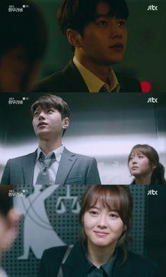 [Spoiler] 'Miss Hammurabi' Kim Myung-soo Is Go Ara's Black Knight Kdrama, Go Ara, Descendents Of The Sun, Uncontrollably Fond, Doctor Stranger, Suspicious Partner, Kim Myung Soo, Weightlifting Fairy Kim Bok Joo, Myungsoo
