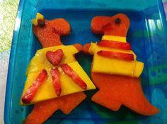 El Lunch de mi Enano: ¿Bento? y Dinosaurios