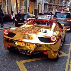 Dream luxury cars - 3 PHOTO!